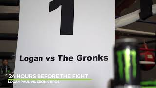 Download Pro Boxers Predict Gronks v Logan Paul