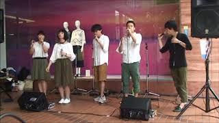 2017年8月19日に西武福井駅前店にて行われた「Mid Summer LIVE」の様...