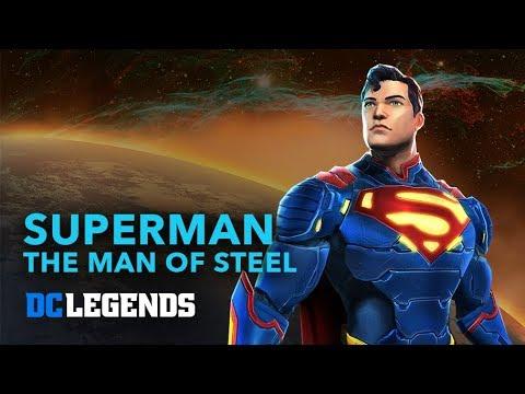DC Legends: Superman - The Man of Steel Hero Spotlight