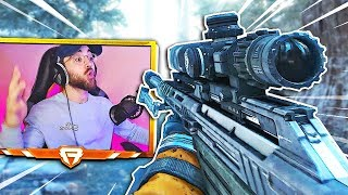 I GOT THE NEW SNIPER!! (Black Ops 3 XPR-50 Gameplay)