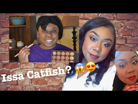Issa Catfish | Get Ready With Me
