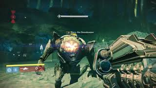 Destiny - PS4 Gameplay - The Taken King - Lost to Light