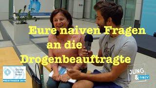 Eure Fragen an die Drogenbeauftragte - Jung & Naiv: Folge 182