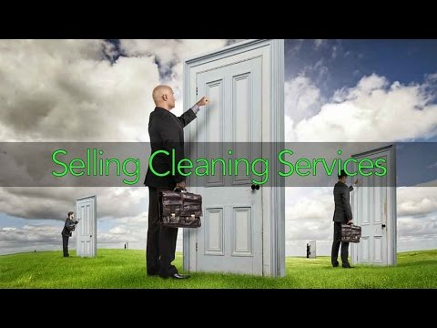 Selling Cleaning Services featuring Luciana Souza