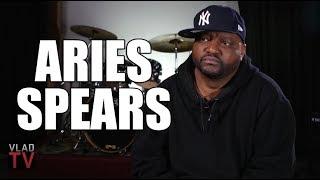 Aries Spears: Drake & Kanye Aren't on the Same Level as Jay Z, Nas, Eminem (Part 3)