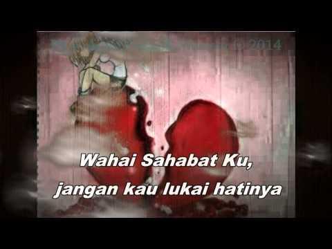 LACY BAND Sahabatku - Lirik HD 2014