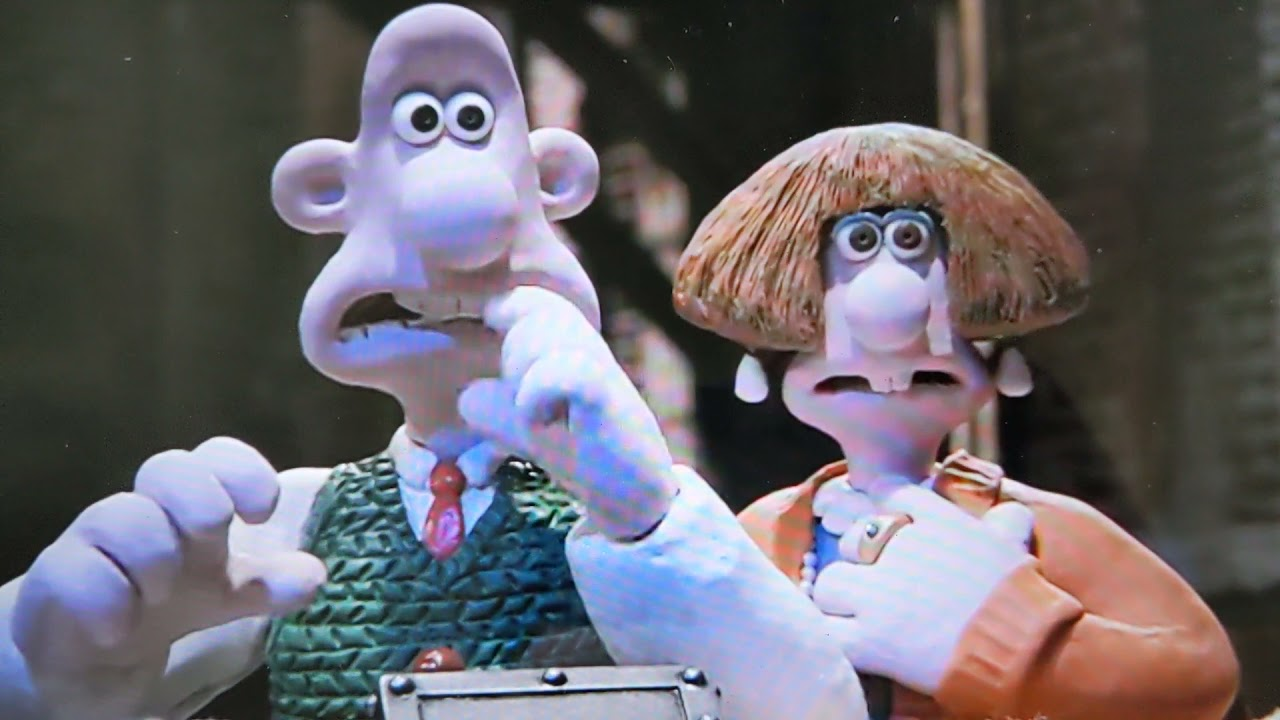 Download Wallace and gromit: a close shave (1995) last part