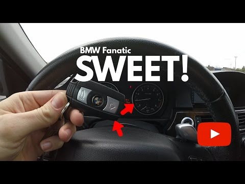 No BMW Comfort Access Key Option? No Problem!