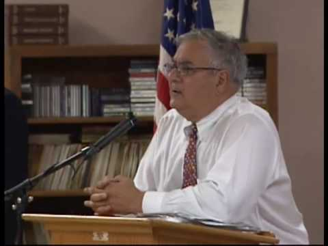 Barney Frank Floored By Nazi Insult at Town Hall