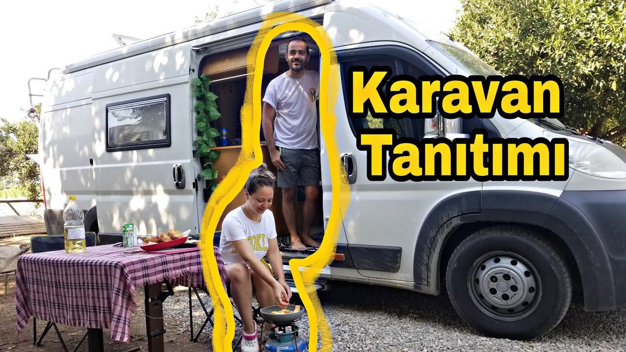 KARAVAN TANITIMI(fiat ducato) #karavan