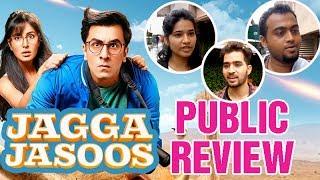 Jagga Jasoos Public Review | Ranbir Kapoor | Katrina Kaif | Movie Review