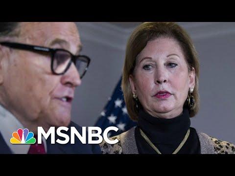 Ex-Trump Lawyer Admits Big Lie Was Lie | All In | MSNBC