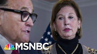 Ex-Trump Lawyer Admits Big Lie Was Lie   All In   MSNBC