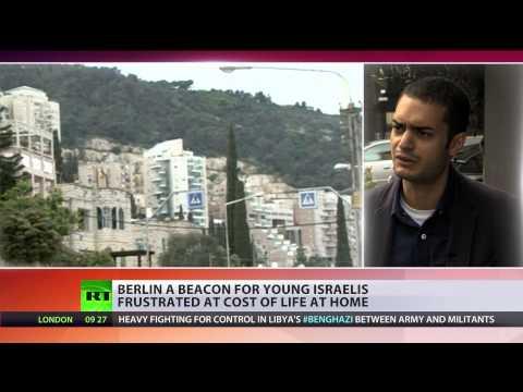 Young Israelis seek cheaper cost of living in Berlin despite govt criticism