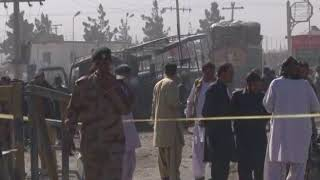 7 policemen killed, 22 others wounded in blast in Quetta