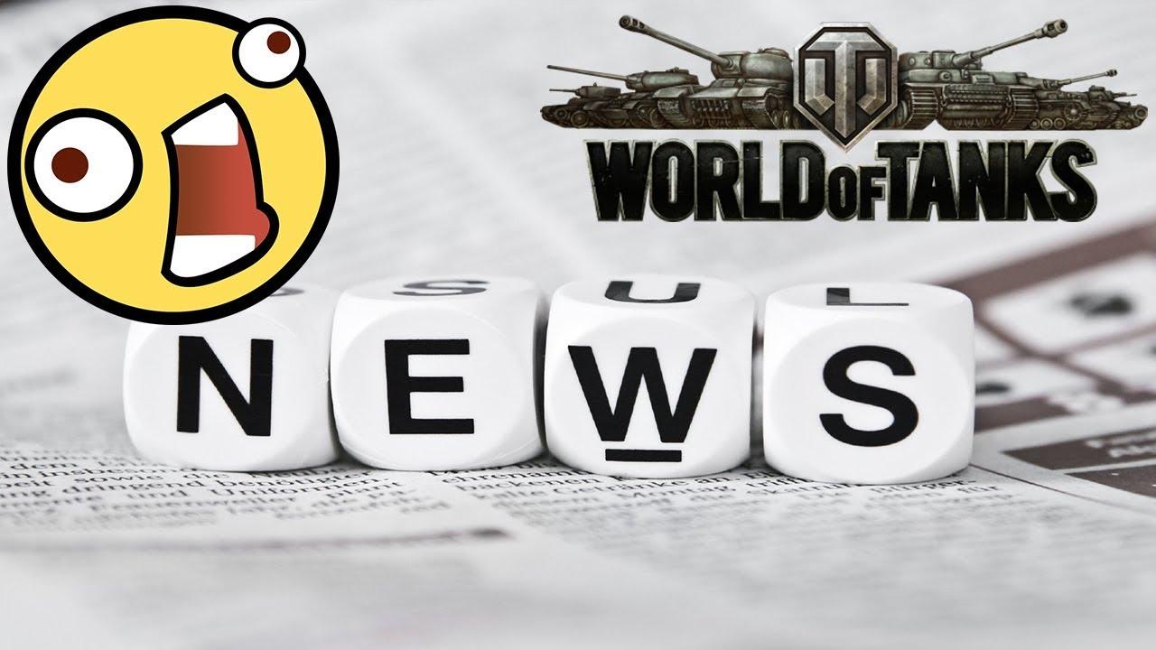 ZMIANY W BRYTOLACH – NEWS  – World of Tanks