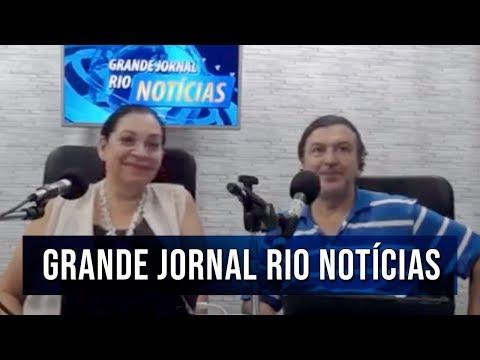 Grande Jornal Rio Notícias - 25/01/2019