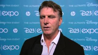 Maleficent: Robert Stromberg D23 Expo Interview