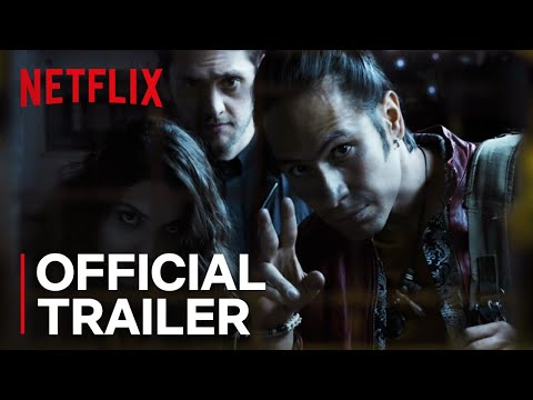 Netflix estrena primer tráiler de 'Diablero', su primer thriller de terror hecho en México