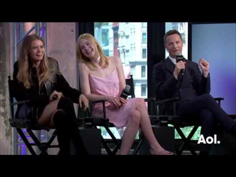 "Nicolas Winding Refn, Elle Fanning and Abbey Lee On ""The Neon Demon"" 