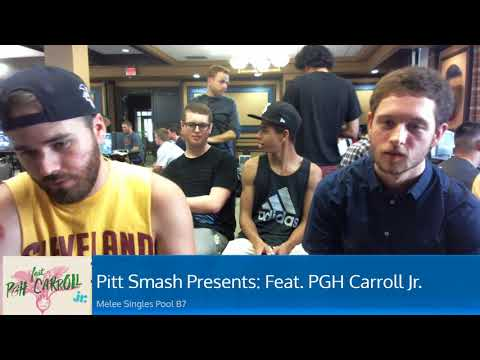 Feat PGH Carroll Jr Singles Pools B7 - Szapat vs NEOH Carroll