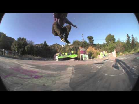 Khalil Kozah's Skate Footage From 2010
