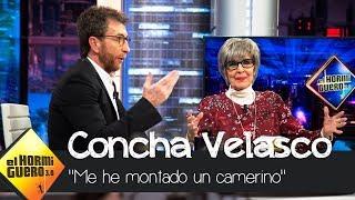 Concha Velasco nos desvela los secretos de su nueva casa - El Hormiguero 3.0