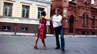 Dance for two people HD