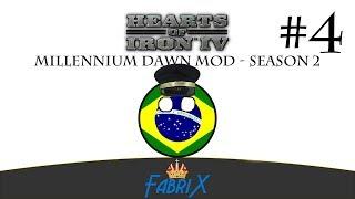 Hearts of Iron IV Millennium Dawn Mod Season 2 #4