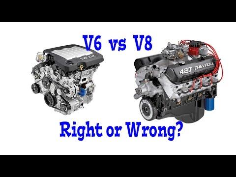 Mustang Vs Camaro Vs Challenger >> vlog V6 vs V8 Right or wrong controversy in Camaro Mustang ...