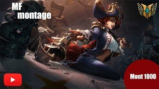 Miss Fortune Montage 3