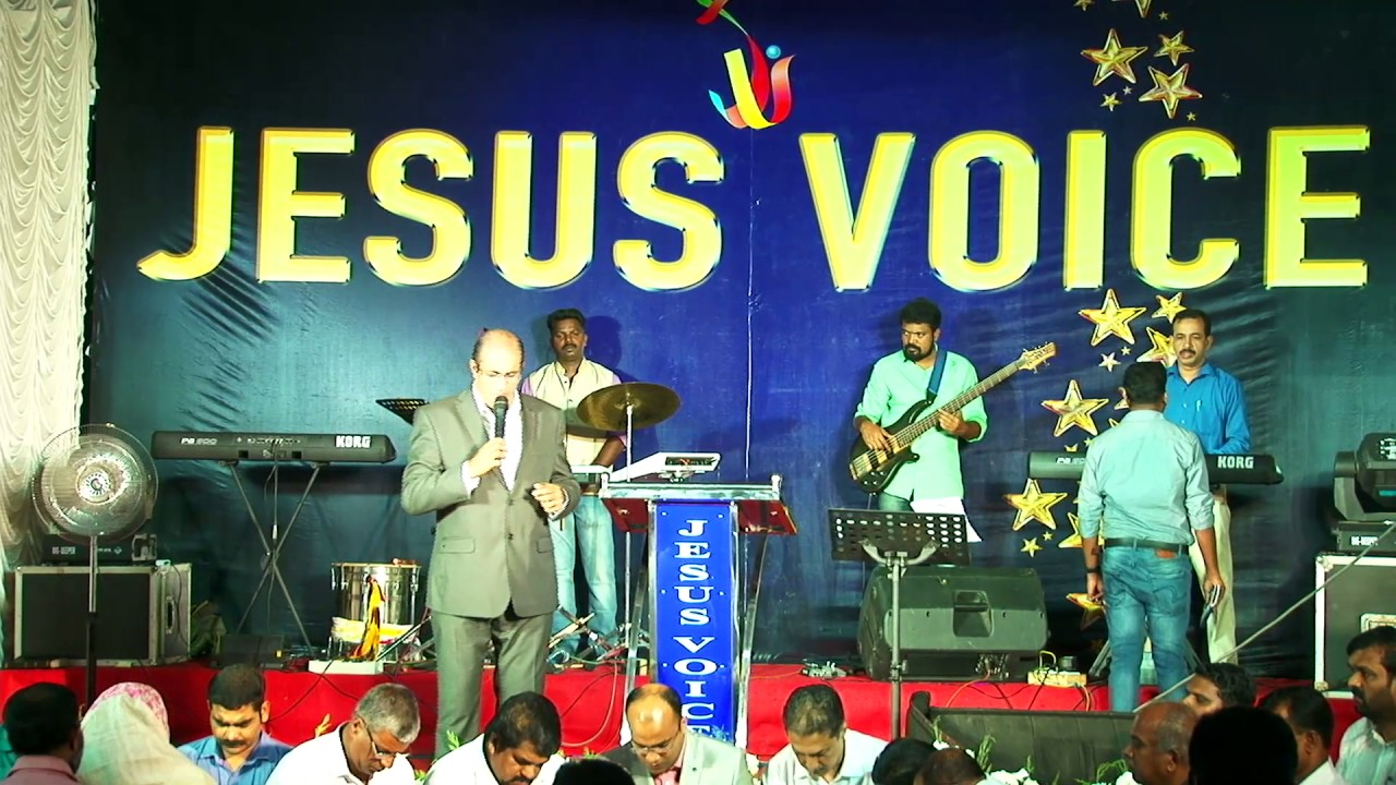 Jesus Voice Church New Year Service Part4