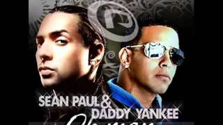 Sean Paul ft. Daddy Yankee - Oh Man (with lyrics) ‏.flv