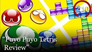 Puyo Puyo Tetris Review (Video Game Video Review)