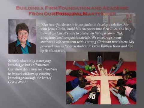Princeton Christian Academy Eagles Princeton, Illinois    www.princetonchristianacademy.org
