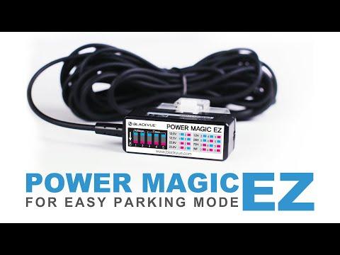 Power Magic EZ - OBD Accessory For Dashcam Parking Mode