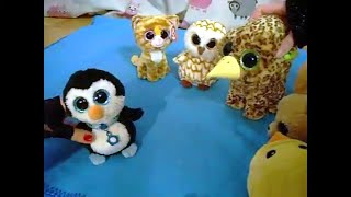"The Beanie Boo's & Yoohoo & Friends play the fairy tale ""The Ugly D..."