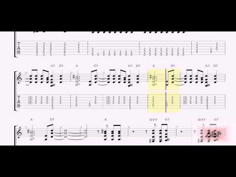 AC/DC Tabs - Highway To Hell