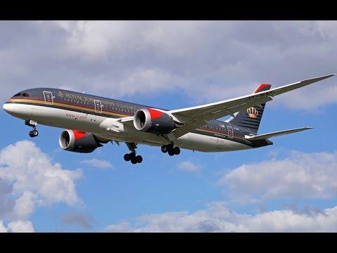 My Flight to Amman