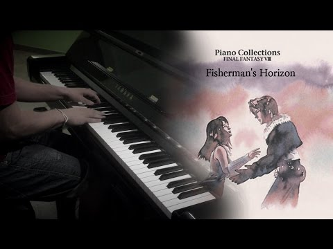 Final Fantasy VIII - Fisherman's Horizon - Piano Collection