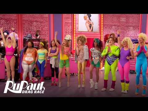 The Draglympics   Watch Act 1 Of S11 E6   RuPaul's Drag Race