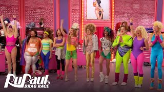 Watch Act 1 of S11 E6 | The Draglympics | RuPaul's Drag Race