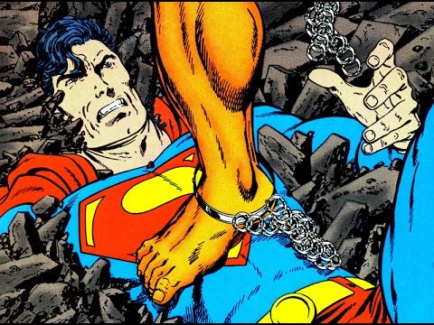 Superman vs. Hulking Rampage - Round 1