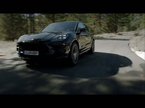 The New Porsche Macan Turbo - Porsche Doppelkupplung (PDK)