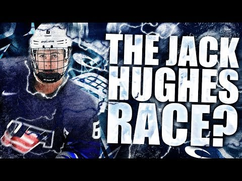 Are We Out Of The Jack Hughes Race? Vancouver Canucks 2019 NHL Entry Draft Prospects (Hughes Draft)