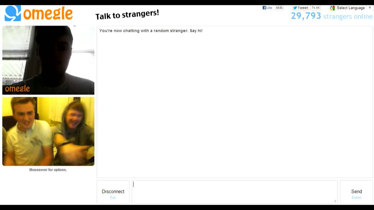 Omegle Continued Lady Gaga Boy