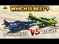 GTA 5 ONLINE : NOKOTA VS ROGUE (WHICH IS BEST PLANE?)