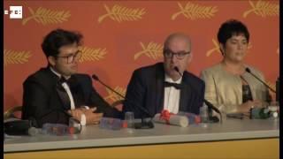 Timecode, del español Juanjo Giménez, Palma de Oro al mejor cortometraje