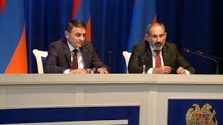 Հայաստանում օրինականության հաստատումը կատարյալ առաջնահերթություն է բոլորիս համար  Նիկոլ Փաշինյան
