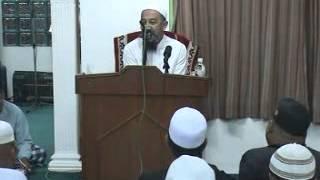 Ustaz Azhar Idrus - Hukum Zakat 27.9.09